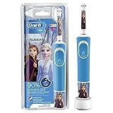 Cepillo de dientes eléctrico para niños Oral B BRAUN Frozen 2 con tecnología Braun, 1 pieza