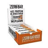 BiotechUSA ZERO bar 20*50 g cioccolato caramello