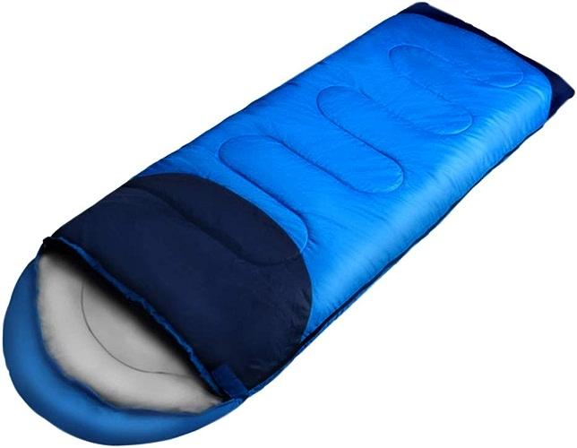 YYHSND Sac de Couchage enveloppe de Camping en Plein air Hiver Sac de Couchage épais imperméable Sac de Couchage (Taille   C)