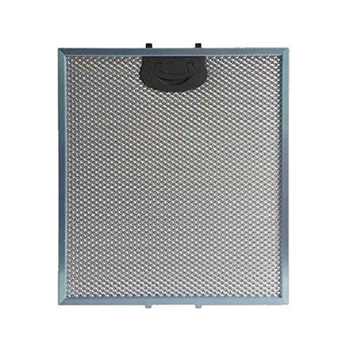 Metalen filter voor afzuigkap Brandt, Dietrich Samet, Sangio, Sauter (121841)