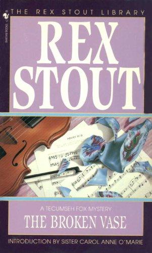 The Broken Vase (Tecumseh Fox Book 3) (English Edition)