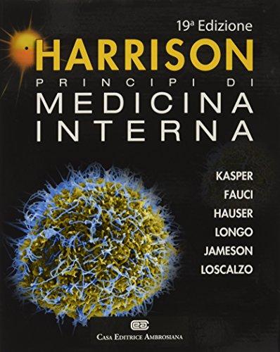 Harrison. Principi di medicina interna. Con Contenuto digitale (fornito elettronicamente)