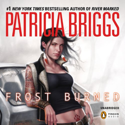 Couverture de Frost Burned
