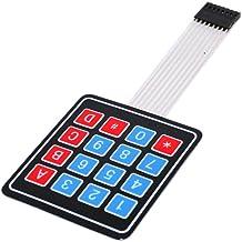 Electronic Module 16-key 4x4 Membrane Switch Keyboard 4x4 With 4 * 4 Matrix Array Matrix Keyboard