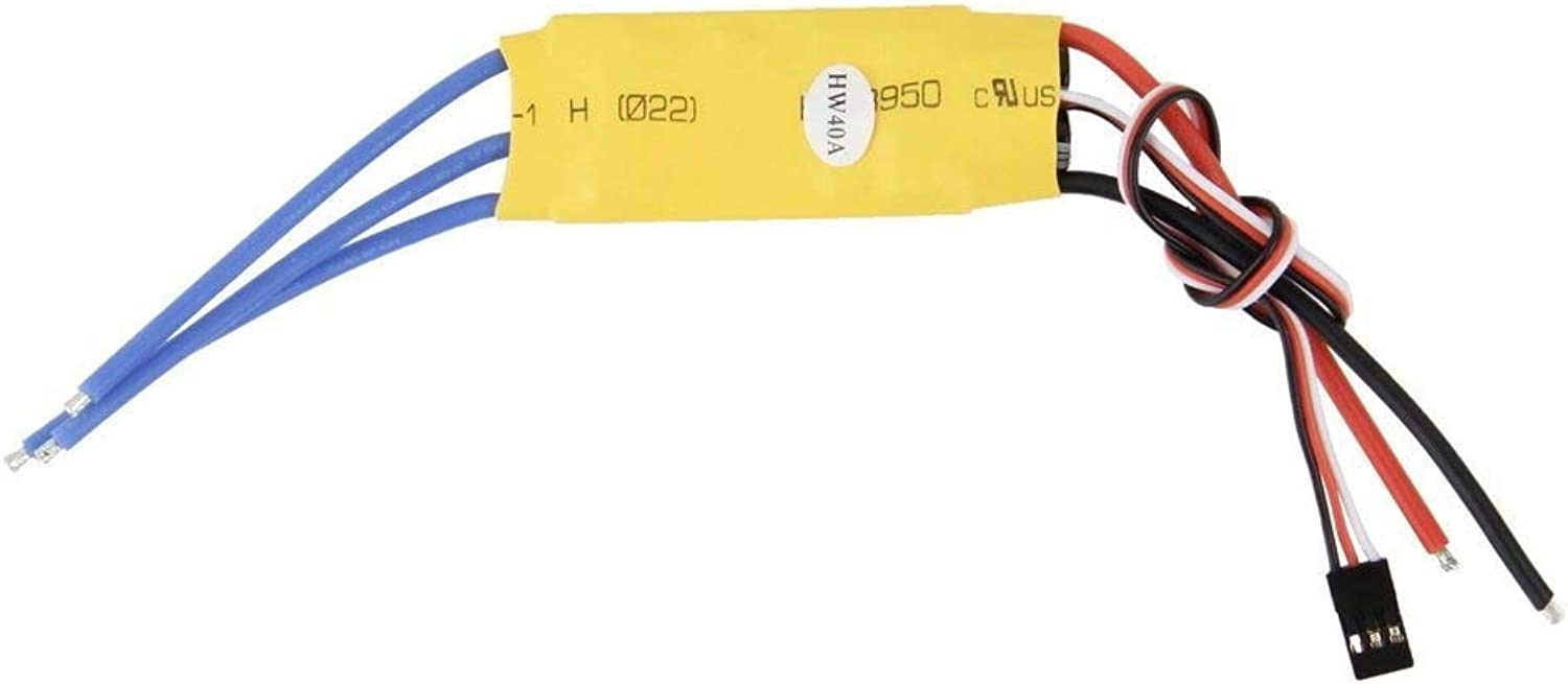 Generic 40A ESC for Brushless Speed Pro RC Helicopters