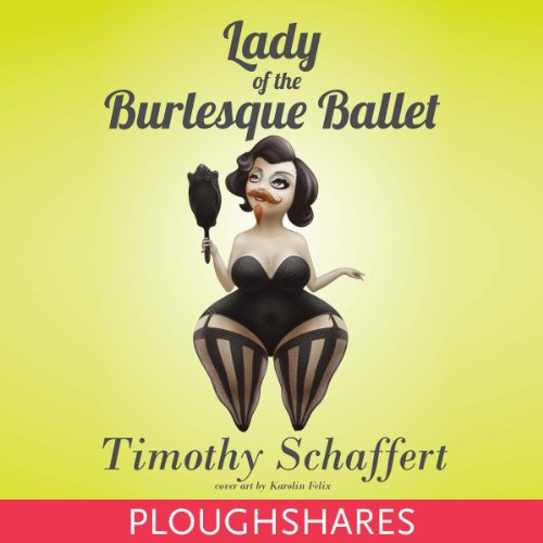 Lady of the Burlesque Ballet cover art