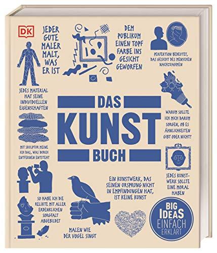 Big Ideas. Das Kunst-Buch: Wichtige Werke einfach erklärt