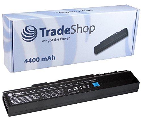 Hochleistungs Laptop Notebook Akku 4400mAh ersetzt Toshiba PA3357U PA3357U-1BRL PA3357U-1BAL PA3357U-1BAS PA3357U-1BRS PA3357U-2BRL PA3357U-2BRS PA3357U-3BRL PA3456U-1BRS PA3588U-1BRS PABAS048