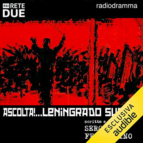 Ascolta! Leningrado suona  By  cover art