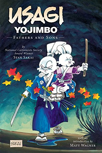 Usagi Yojimbo Volume 19: Fathers and Sons (English Edition)