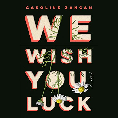 We Wish You Luck audiobook cover art