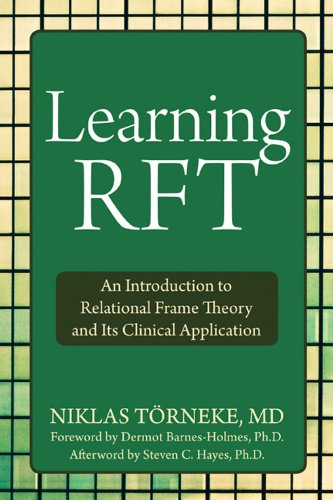 Learning RFT: An Introduction to Relational Frame Theory and Its Clinical Applications