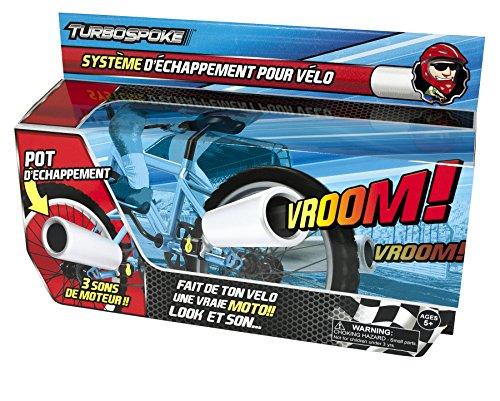 Turbospoke- Pot d'échappement, 808696