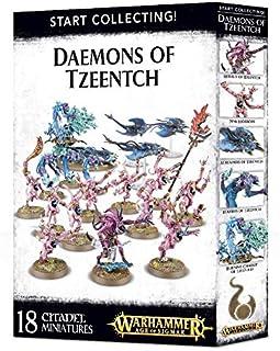 Warhammer 40K - Age of Sigmar Start Collecting! Daemons of Tzeentch