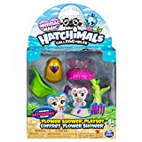 Hatchimals CollEGGtibles Flower Shower Playset with Exclusive Mermal Magic