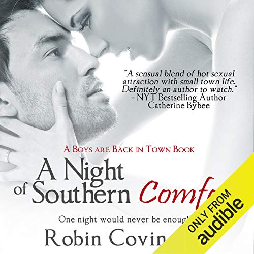 A Night of Southern Comfort audiobook cover art