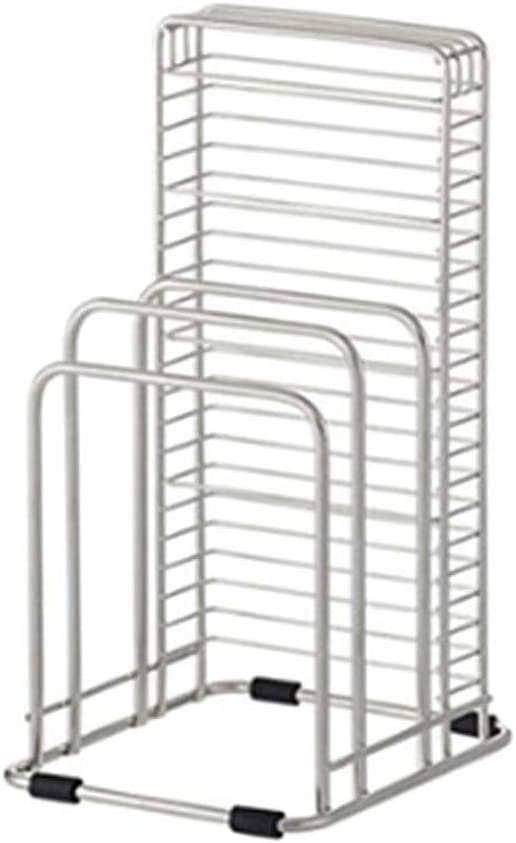 CUJUX Metal Albuquerque Mall Knife Block Cutting Kitche Board Drying Chopper Rack All items in the store