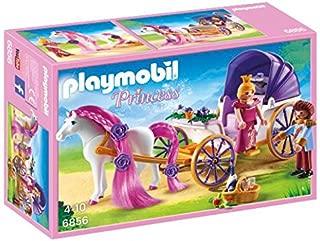 PLAYMOBIL - Pareja Real con carruaje (6856)