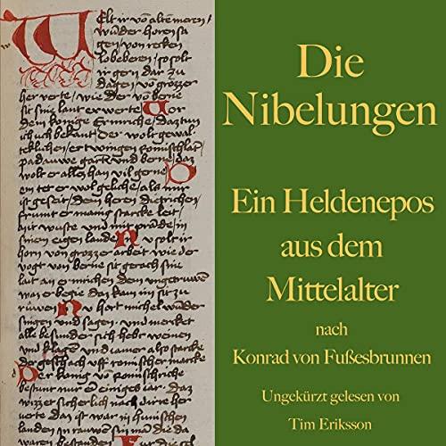 Die Nibelungen cover art