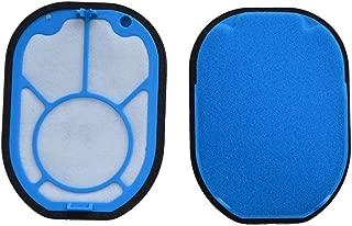 EZ SPARES 2Pcs Replacement DYS DC16 Pre Filter All DC16 Hand-held Vacuums,Washable & Reusable,Part # 912153-01