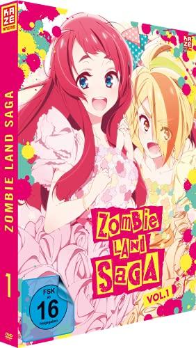 Zombie Land Saga - Vol.1 - [DVD]