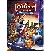 Disney Oliver & Company 20th Anniversary Edition (DVD)