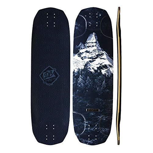 """DB Longboards Keystone Ridge 33"""" Downhill/Freeride Composite Longboard Deck"""