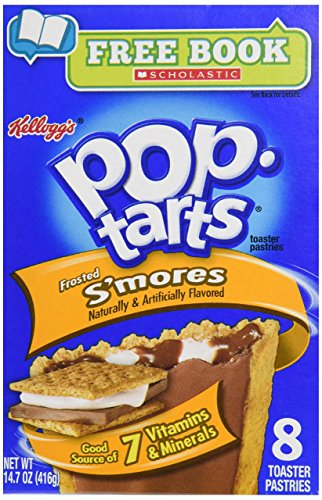 Kellogg's Pop-Tarts Frosted S'mores