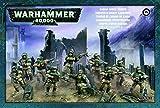 Games Workshop - 99120105039 - Warhammer 40.000 - estatuilla - Tropas de Cadia Asalto