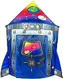 Benebomo Tentes pour Enfants Vaisseau Spatial Tipi pour Enfants,Maison de Tente de Jeu, Maison de Jouet pour bébé,Maison de Jeu pour bébé,Tente de Jardin,Meilleur Cadeau pour garçons et Filles