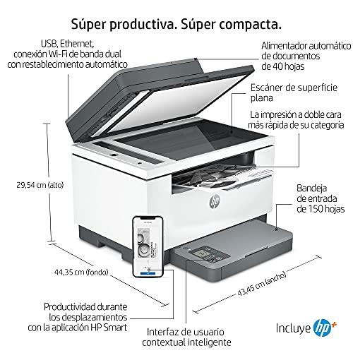 Impresora Multifunción HP LaserJet M234sdwe - 6 meses de impresión Instant Ink con HP+