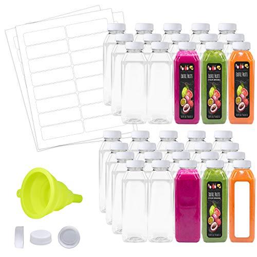 juice bottles plastic - 9