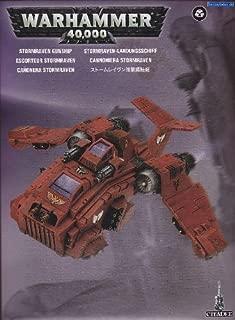 Games Workshop Warhammer Space Marines: Stormraven Gunship (2011)