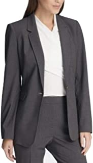 dkny plus size jacket