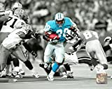 The Poster Corp Barry Sanders Spotlight Action Photo Print