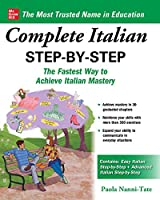 Complete Italian Step-by-Step Front Cover