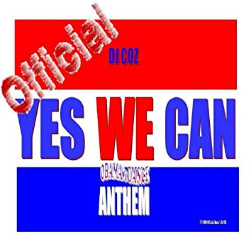 Yes We Can - Obama's Dance Anthem