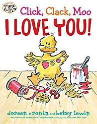 Click, Clack, Moo I Love You, Best Valentine's Day Books
