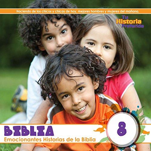 Biblia, Volume 8 (Texto Completo) audiobook cover art
