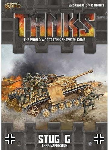 distribución global Tanks  German StuG G Tank Expansion Expansion Expansion Board Game by Battlefront Miniature  excelentes precios