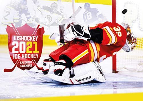 Eishockey NHL Kalender 2021