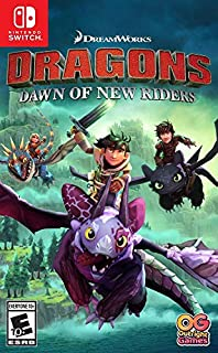 Dragons: Dawn of the New Riders Nintendo Switch Games and Software (B07JZRR76K) | Amazon price tracker / tracking, Amazon price history charts, Amazon price watches, Amazon price drop alerts