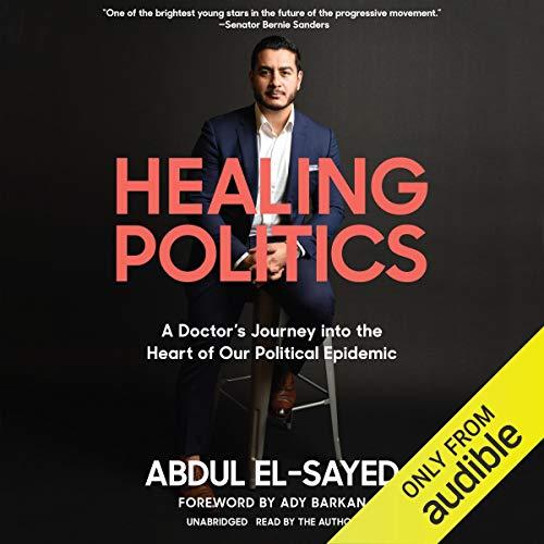 Healing Politics audiobook cover art