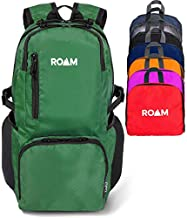 Roam 25L Hiking Daypack, Lightweight Packable Backpack, Rainproof, for Travel, Camping, Foldable, Durable, Water Resistant Ultra Light