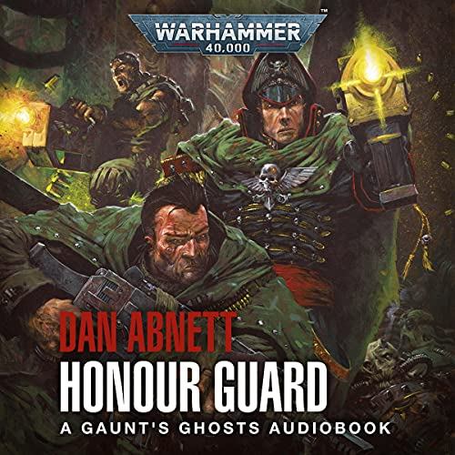 Honour Guard Audiobook By Dan Abnett cover art