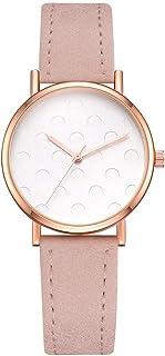 wall clock, Women's Wrist Watches Ladies Series Girls Watch Female for Women Women's Quartz Watch Simple Casual Alloy dot ...