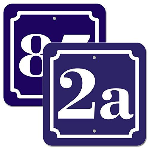 kaufdeinschild -  Hausnummer Schild