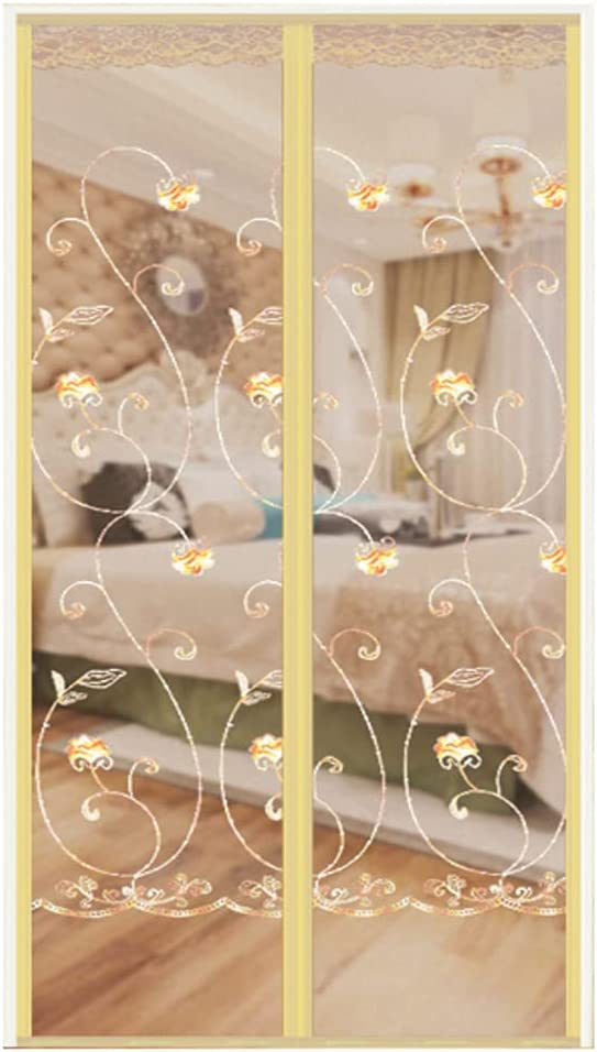 Magnetic Dorr Screen Luxury Fit for Door lowest price Fiberglass Size X 36