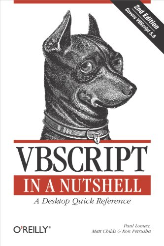 VBScript in a Nutshell: A Desktop Quick Reference (In a Nutshell (O'Reilly)) (English Edition)