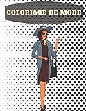 Coloriage de mode: Style de mode, Sacs, Lunettes de soleil, Lingerie féminine, Accessoires et hauts ...